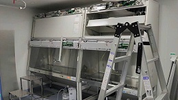 生物安全柜高效过滤器更换