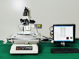 光学显微镜确认